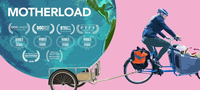 Virtual community screening / MOTHERLOAD, the movie: a covideo party and Zoom Q&A with director Liz Canning