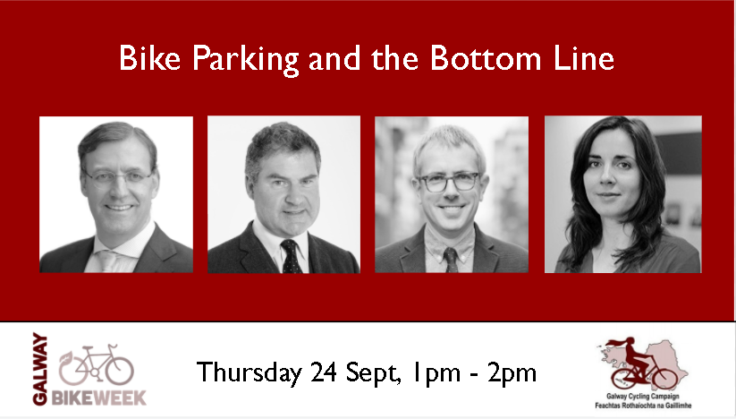 Lunchtime webinar / Bike Parking and the Bottom Line with Dutch Ambassador, HE Adriaan Palm