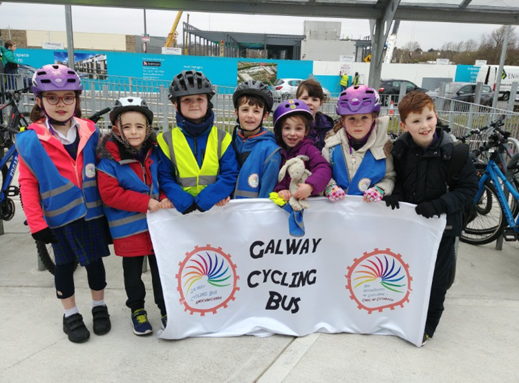 Survey / Galway School Bike Count