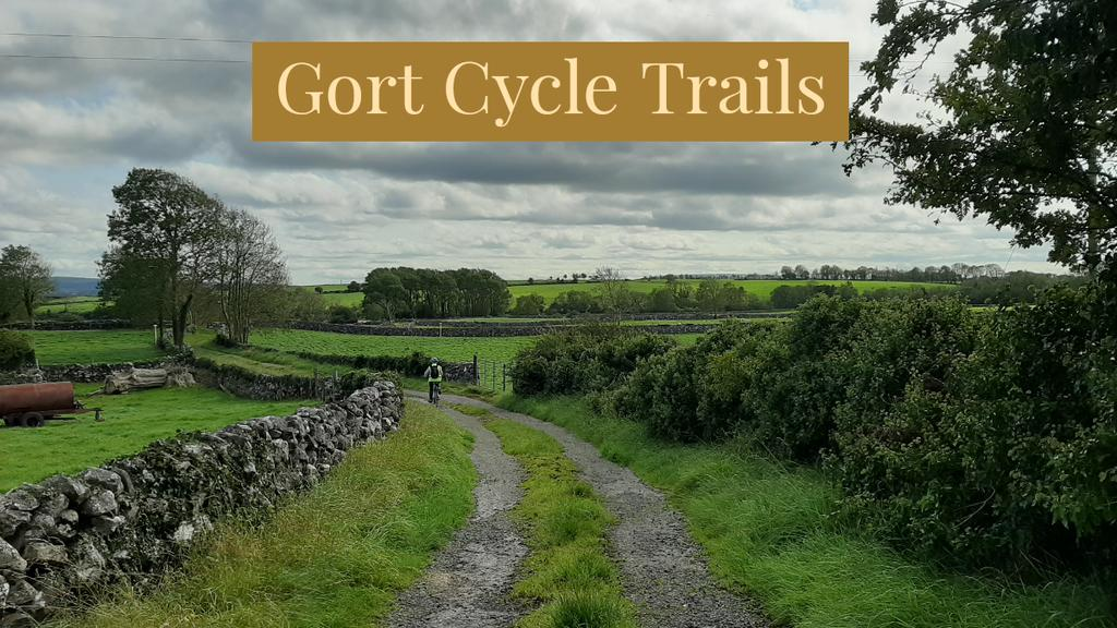 Social cycle / CycleCoffeeCake spins to Gort and Coole Park